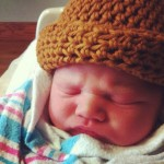 Welcome to the world, Baby Maggie!