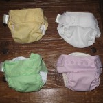 Lola Gives Her Take on Cloth Diapers