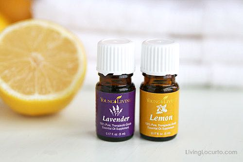 Lemon-and-Lavender-Essential-Oils