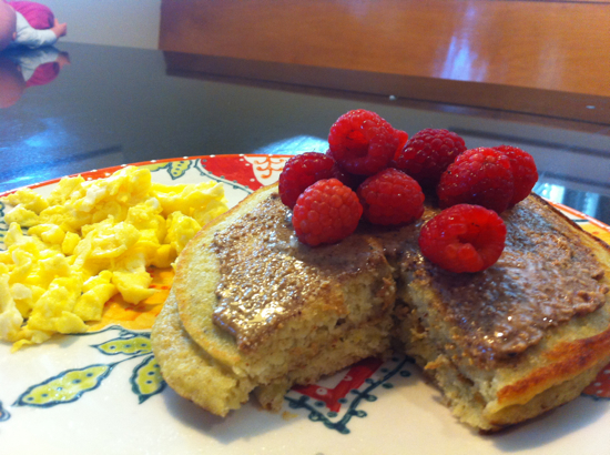 My personal favorite - plantain pancakes from The Paleo Mom's blog.
