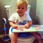 Potty Training – The Early Update